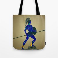 Achiles - Weakness Visio… Tote Bag