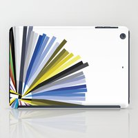 Colours iPad Case