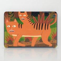 Two-headed Cat iPad Case