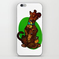 Scooby iPhone & iPod Skin