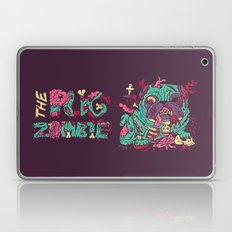 The Pug zombie Laptop & iPad Skin