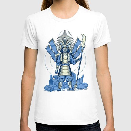 Samurai Nightmare T-shirt