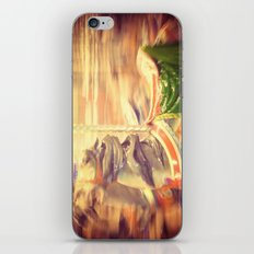 Merry-go-round from our youth iPhone & iPod Skin