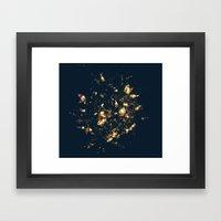 Christmas Sphere  Framed Art Print