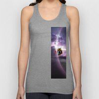 Super Bears - ACTION! the Mighty One Unisex Tank Top