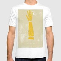 Attack Of The Clones Mens Fitted Tee White SMALL