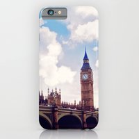 iPhone & iPod Case featuring London by Melissa Batchelder Photography