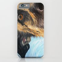 iPhone & iPod Case featuring German Shepherd Dog by WOOF Factory