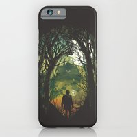 iPhone & iPod Case featuring It's Dangerous to go Alone V.2 by dan elijah g. fajardo