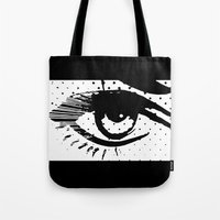 POP eye Tote Bag