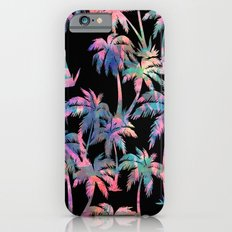 Maui Palm {Black} iPhone 6 Slim Case