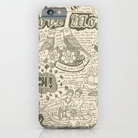 iPhone & iPod Case featuring Love by Sarinya  Withaya