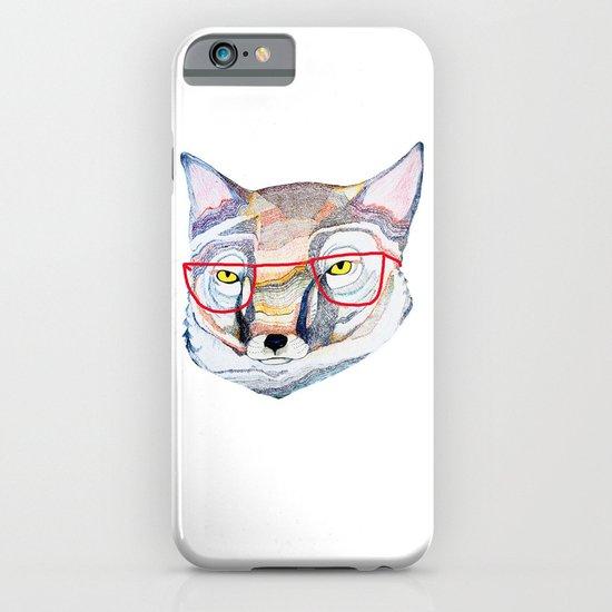 Mr Fox iPhone & iPod Case