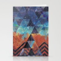 Astral-Projectionist Stationery Cards