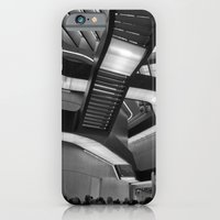 iPhone & iPod Case featuring Ascending  by MoreOrLens