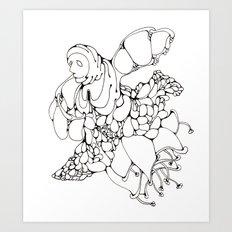 Fertile Art Print