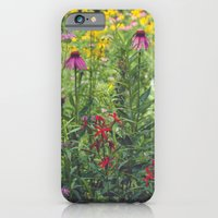 iPhone & iPod Case featuring Wildflowers Galore by Leah M. Gunther Photography & Design