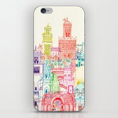 Marrakech Towers  iPhone & iPod Skin