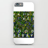 Maine Gives Good Berry iPhone 6 Slim Case