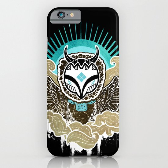 Sky Lord iPhone & iPod Case