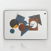 Constructivistic painting Laptop & iPad Skin