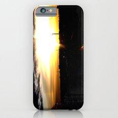 Fire in the sky(1) iPhone 6s Slim Case