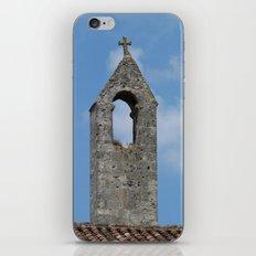 Saint Emilion rooftop iPhone & iPod Skin