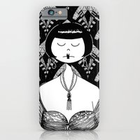 iPhone & iPod Case featuring ask him if the new kisses are divine by kate gabrielle