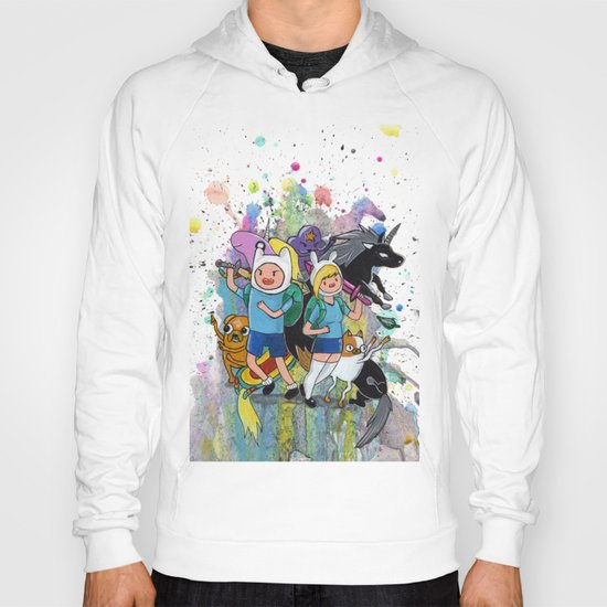 It's Time... It's ADVENTURE TIME Hoody