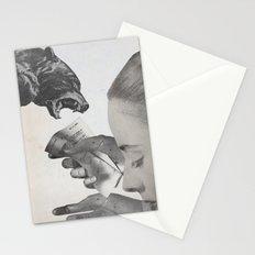 dark house Stationery Cards