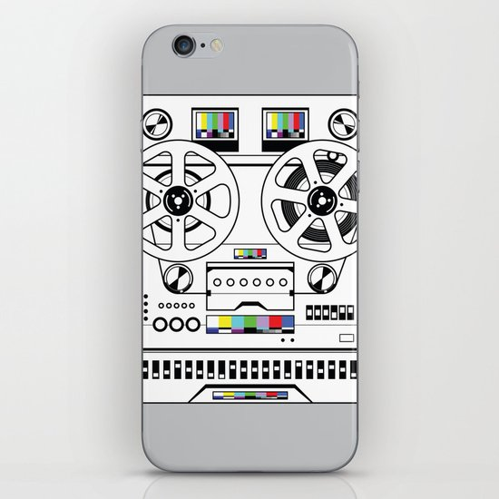 1 kHz #6 iPhone & iPod Skin