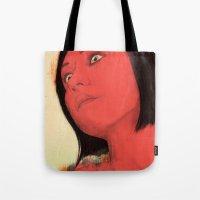 Quivver Tote Bag