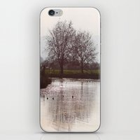 Winter Lake iPhone & iPod Skin