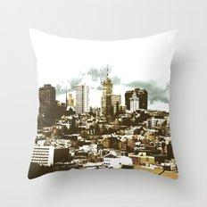 sanscape 2 Throw Pillow