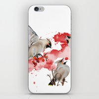 Feeding Time iPhone & iPod Skin