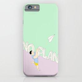 iPhone & iPod Case - NO PLAN - RUEI