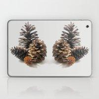 Pinecones Laptop & iPad Skin