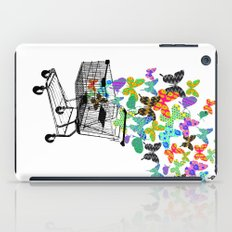 Urban Butterflies iPad Case