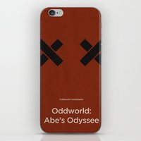Oddworld Inhabitants' Od… iPhone & iPod Skin