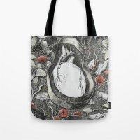 Heart-Shaped Box Tote Bag