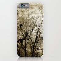 iPhone & iPod Case featuring Winter Song by Bella Blue Photography
