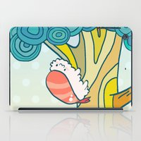 only sushi insect iPad Case