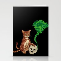 Nekomata Stationery Cards
