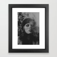 One Framed Art Print