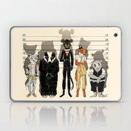Unusual Suspects Laptop & iPad Skin