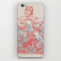 Hipster Zero iPhone & iPod Skin
