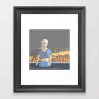 Young@Heart Framed Art Print