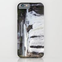 iPhone & iPod Case featuring When Will It Fall? by NoelleB