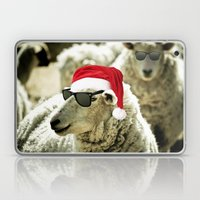 Tis The Season - Sheep Laptop & iPad Skin