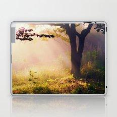 Golden Morning Laptop & iPad Skin